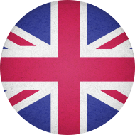 UK Round Icon
