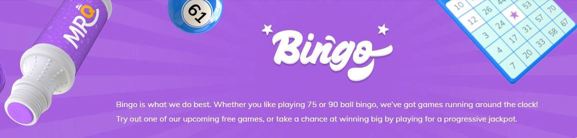 mr q casino bingo