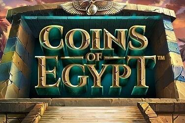 coins of egypt slot rtp