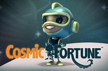cosmic fortune slot rtp