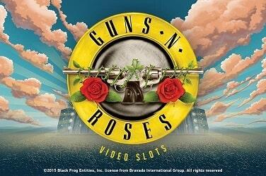 gun's and roses slot rtp