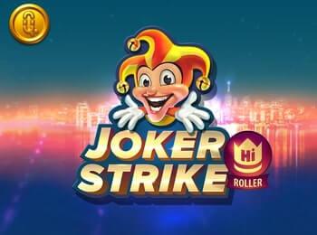joker strike slot rtp