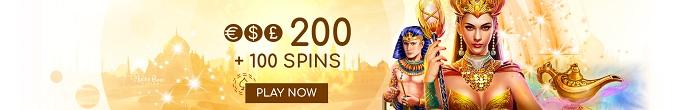 lucky bets casino welcome bonus offer