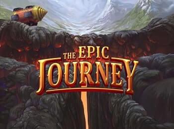 the epic journey slot rtp