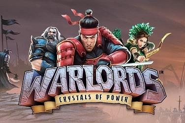 warlords slot rtp