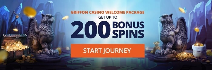 griffon casino welcome bonus package